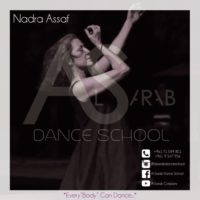 "Nadra Assaf received her M.F.A. in Dance from Sarah Lawrence College, and a Doctorate of Education from Leicester University. She has been teaching at the Lebanese American University since 1991 where she is currently the associate chair of the communication arts department. Her recent dance productions include: INFLUX (2015), STS: Space-Time-Shape (2012), I Matter: An Audience Interactive Performance (2010), The Faces of EVE (2008-2009), and Majnoun Leila (2007). She is the Artistic Director and founder of Al-Sarab Alternative Dance School (1991 to date) as well as the Artistic Director of Al-Sarab Dance Company. In April 2011 she organized and implemented the first annual International Dance Day Festival in Lebanon. Among her publications: The Meanings of a Modern Dance: An Investigation into the Communicative Properties of a Non-Verbal Medium (2009); ""I Matter"": An Interactive Exploration of Audience-Performer Connections (2012), (Not Without My Body: The Struggle of Dancers and Choreographers in the Middle East (2015)."