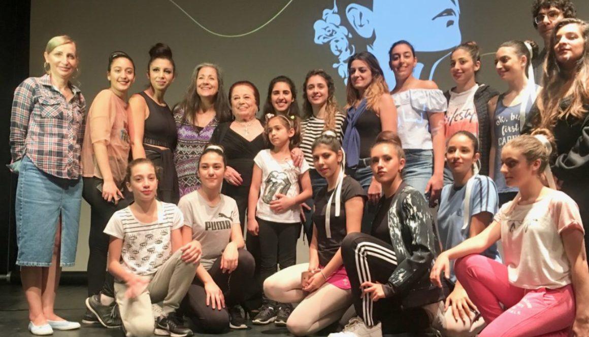 Al Sarab honors Georgette Gebara